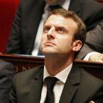 L'ex-ministre Emmanuel Macron. D. R.