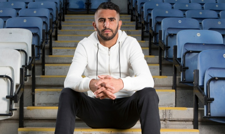 Mahrez collectionne les nominations. D. R.