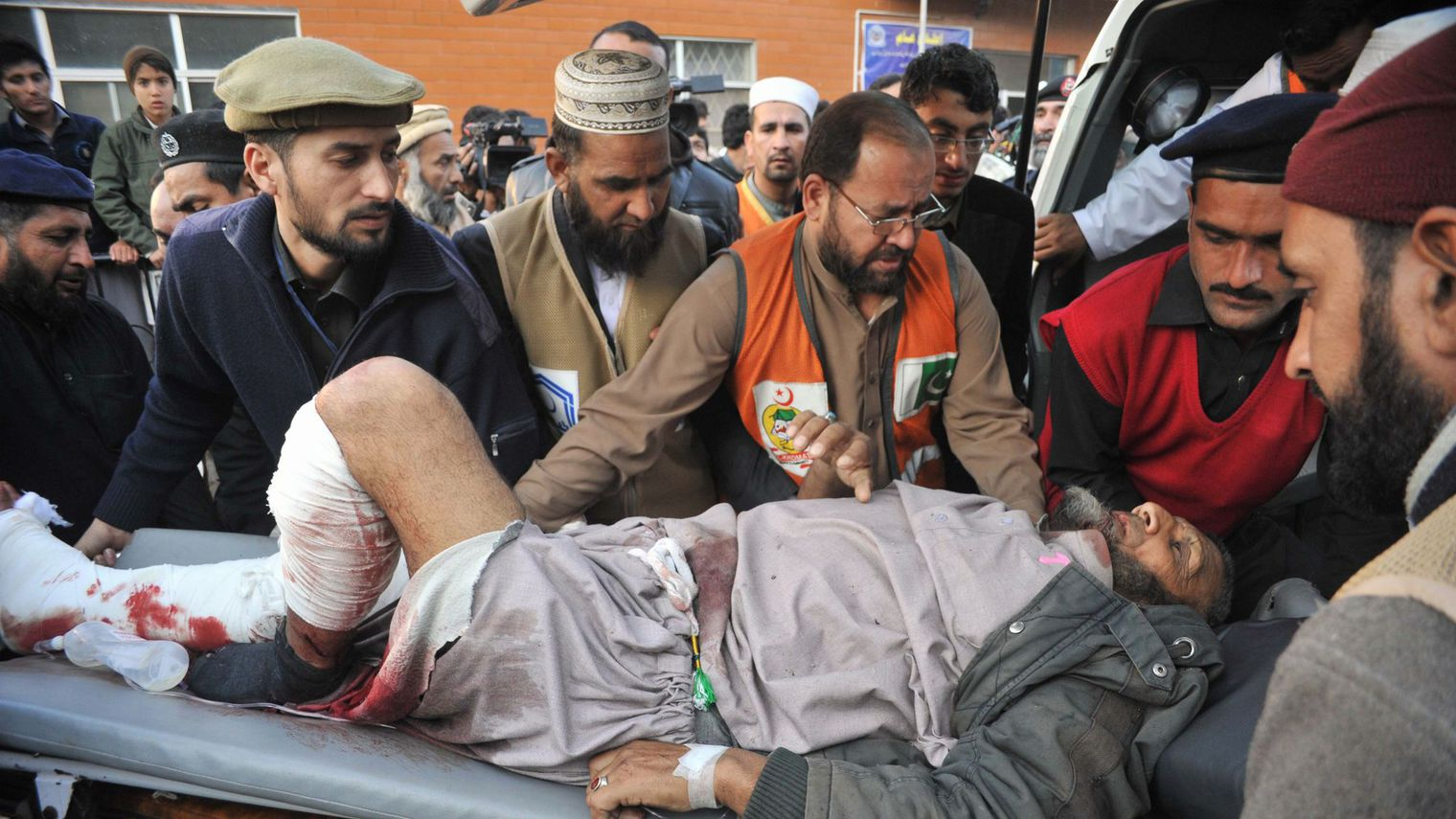 L'attaque a visé une cérémonie religieuse soufie au Baloutchistan. D. R.