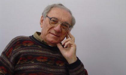Jalal Al-Azm : philosophe et libre penseur syrien
