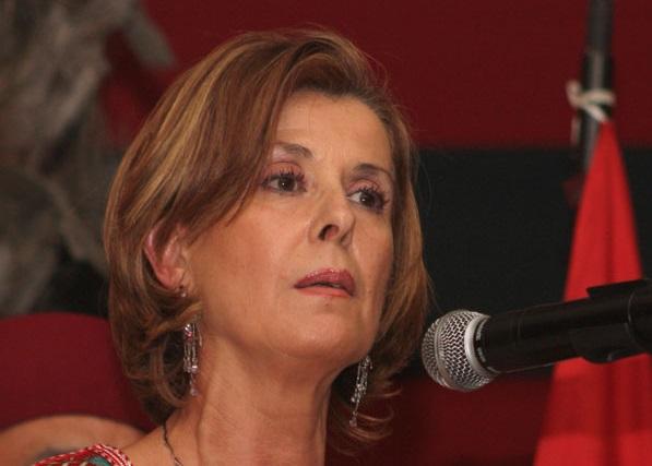 L'ambassadrice du Maroc à Lima. D. R.