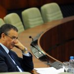 Abdessalem Bouchouareb, ministre de l'Energie et des Mines. New Press