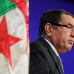 Noureddine Boutarfa, ministre de l'Energie. New Press