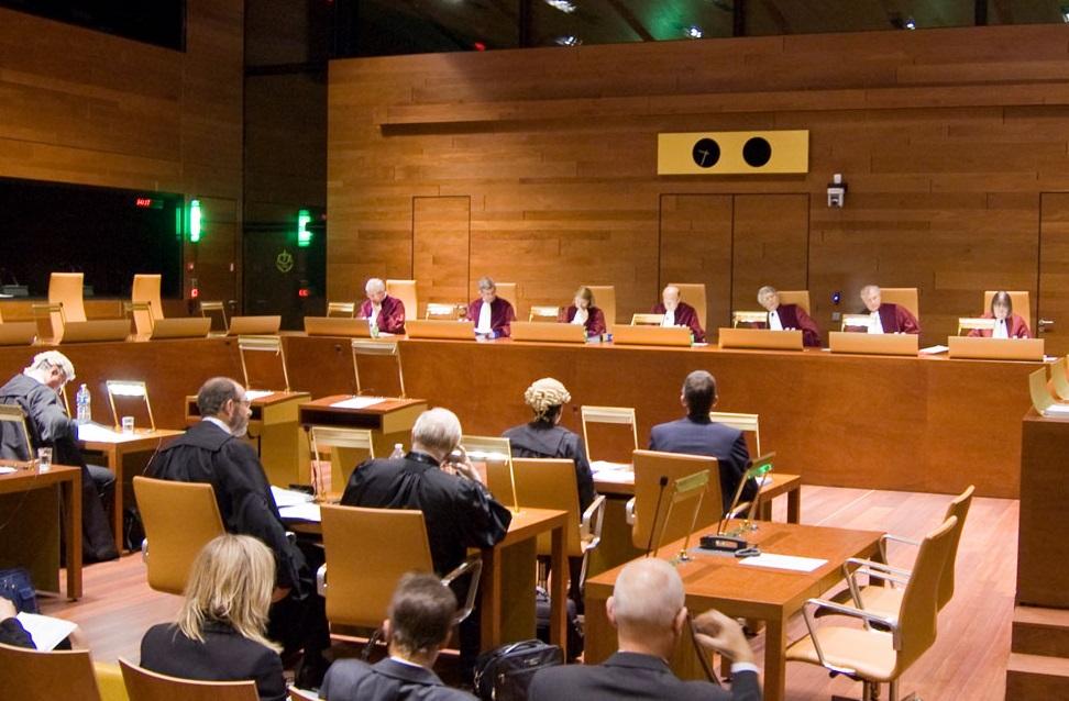Cour de justice de l'UE. D. R.