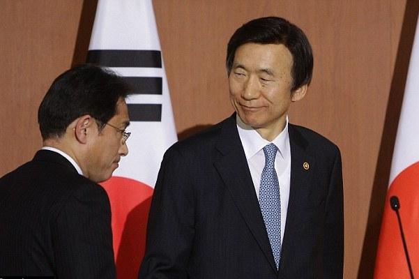 Yun Byung-Se, ministre coréen des Affaires étrangères. D. R.