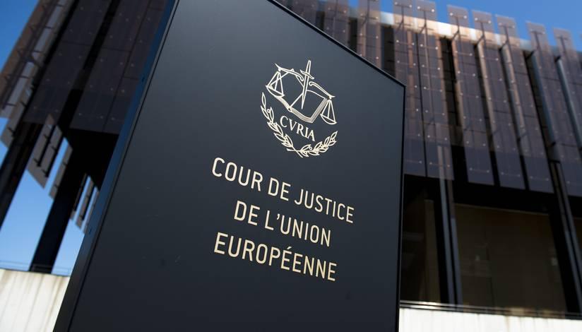Siège de la Cour de justice de l'Union européenne. D. R.