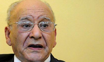 Le maître du malouf Mohamed-Tahar Fergani tire sa révérence