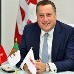 Hendrik Kasteel, DG d'Ooredoo-Algérie. D. R.