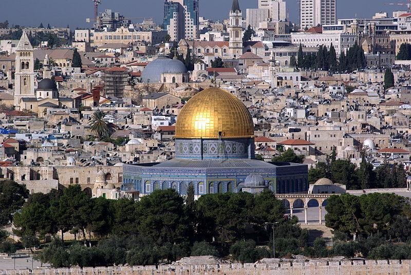 Jérusalem-Est est occupée par Israël depuis 1967. D. R.