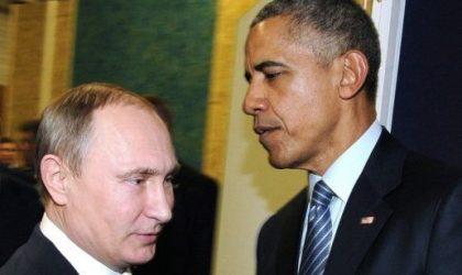 Le dialogue entre Moscou et Washington est réduit «au minimum»