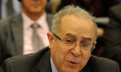 Choisi par Guterres pour le représenter en Libye : Ramtane Lamamra jette l'éponge