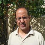 Le militant sahraoui Ennaâma Asfari. D. R.