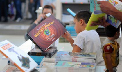Sous le thème «Lire pour mieux vivre» : exposition de livres à Alger