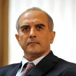 Amine Mazouzi, P-DG de la Sonatrach. New Press