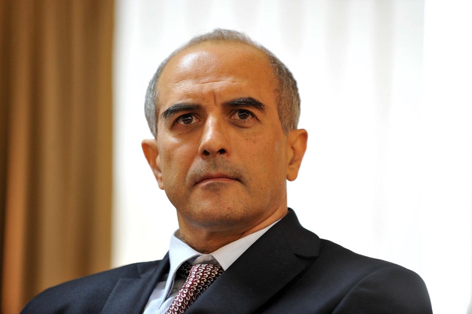 Amine Mazouzi, P-DG de la Sonatrach. New Press