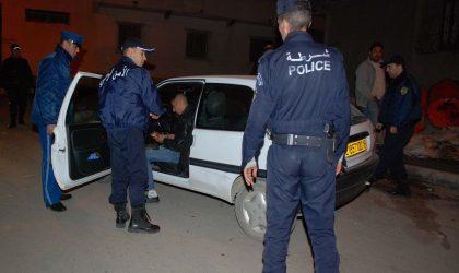 Fête du nouvel an 2017 : 3 000 policiers déployés à Alger