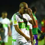 Feghouli, le grand absent de la CAN. New Press