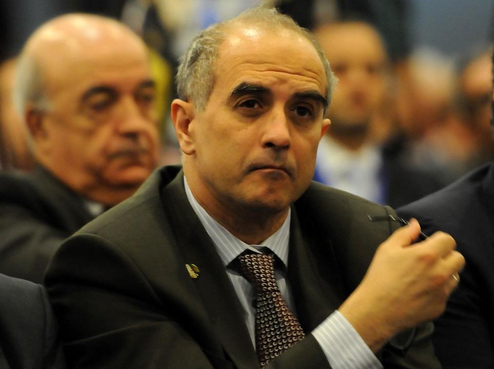 Amine Mazouzi, P-DG de Sonatrach. New Press