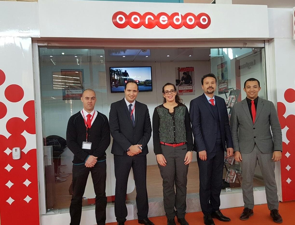 Ooredoo s'implique activement dans la sphère économique nationale. D. R.
