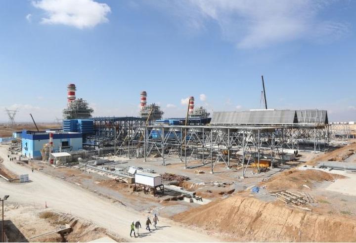 Centrale électrique d'Oumache. D. R.