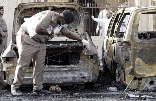 Un kamikaze s'est fait exploser près d'une mosquée en Arabie Saoudite. D. R.