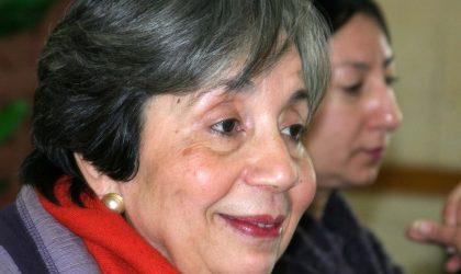 Saïda Benhabyles à Algeriepatriotique : «Ceux qui attaquent l'Algérie au sujet des migrants se ridiculisent»
