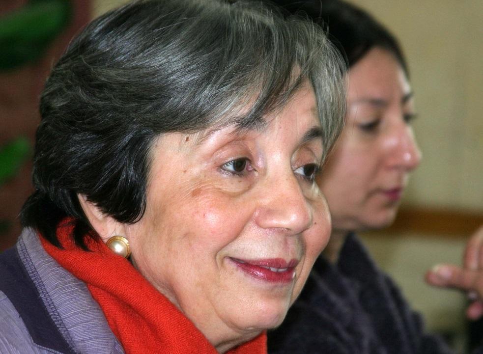 Mme Saïda Benhabylès. New Press