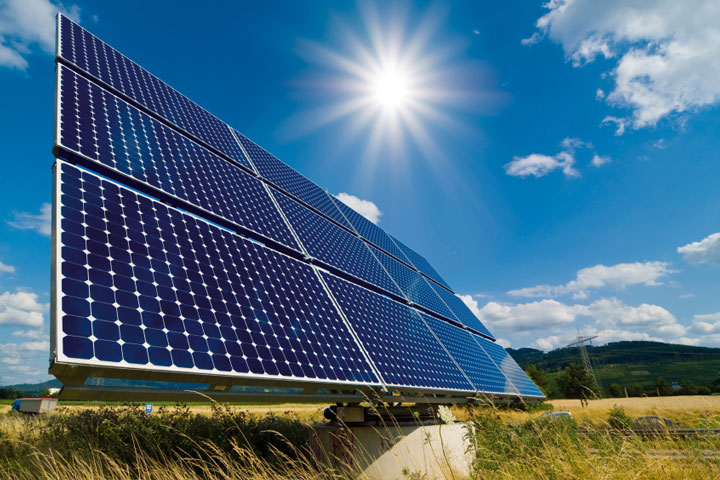 Les retombées du programme des énergies renouvelables vont être importantes. D. R.