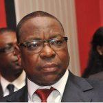 Mankeur Ndiaye, ministre des Affaires étrangères et des Sénégalais de l'extérieur. D. R.