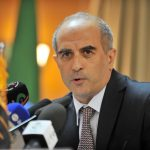 Amine Mazouzi , PDG du groupe Sonatrach. New Press
