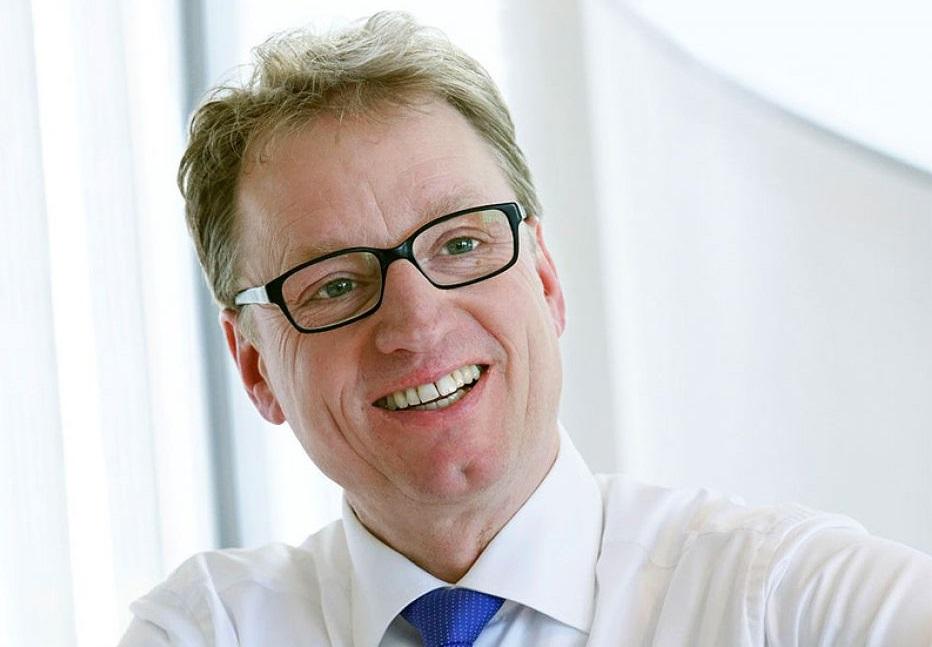 Jens Michael Wegmann, PDG de Thyssenkrupp Industrial Solutions. D. R.