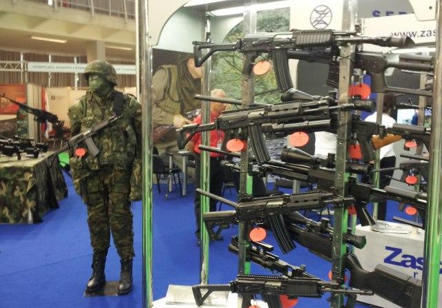 Des armes légères de marque Zastava seront fabriquées à Khenchela. D. R.