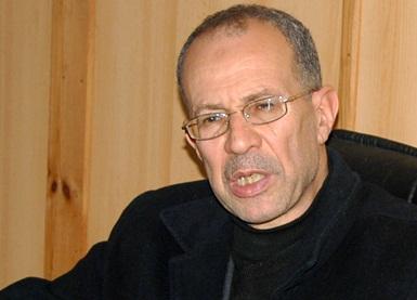 El Hadj Tahar Boulenouar, président de l'ANCA. D. R.