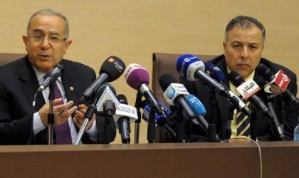 L'Algérie salue l'accord de cessez-le-feu en Syrie