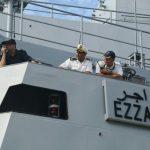 La corvette Ezzadjer inaugurée en août 2016. D. R.