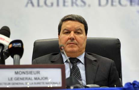 Hamel a souligné le rôle de l'Algérie en matière de lutte antiterroriste. New Press