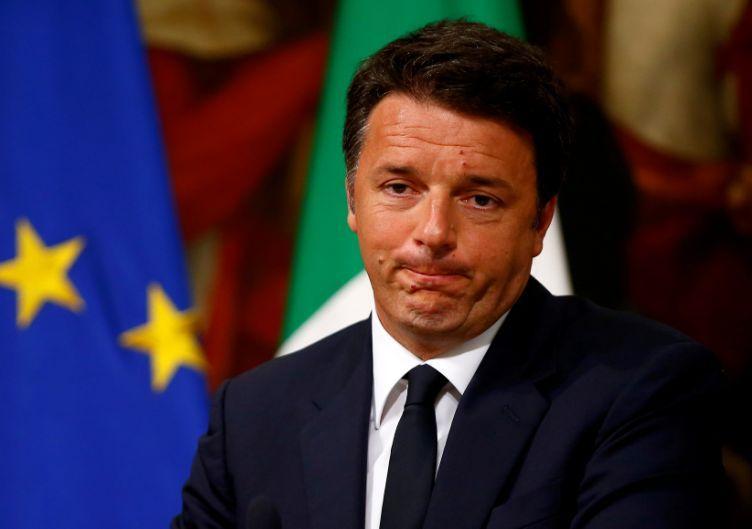 Le chef du gouvernement Matteo Renzi. D. R.