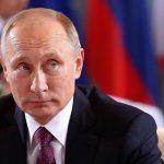Vladimir Poutine. D. R.