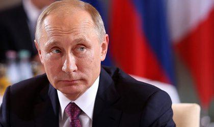 Poutine décide de ne pas expulser de diplomates américains