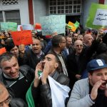 Protestation contre le projet de loi sur la retraite. New Press