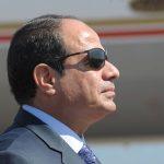 Le président égyptien, Abdelfattah Al-Sissi. New Press