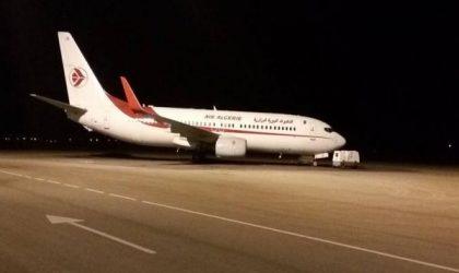 Le pneu d'un avion d'Air Algérie éclate au décollage à l'aéroport de Marseille
