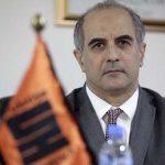 Amine Mazouzi, PDG de Sonatrach. New Press