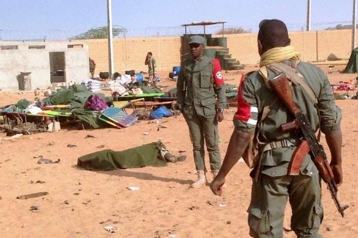 L'intervention française n'a pas réduit les capacités de nuisance des terroristes. D. R.