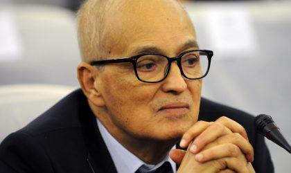 Bakhti Belaib quitte le gouvernement pour des raisons de santé