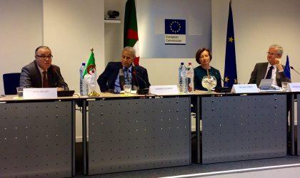 Amar Belani au Parlement européen : «L'Etat de droit n'est pas négociable !»