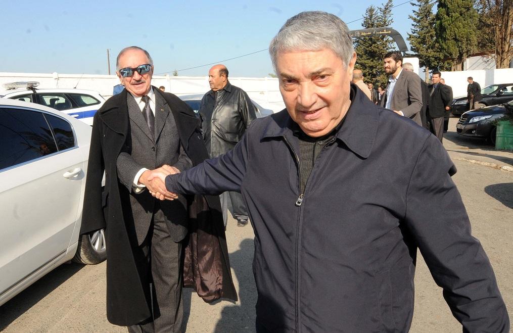 Pour Benflis, l'Etat national est la prunelle de nos yeux. New Press