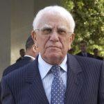 Le défunt président Chadli Bendjedid. New Press