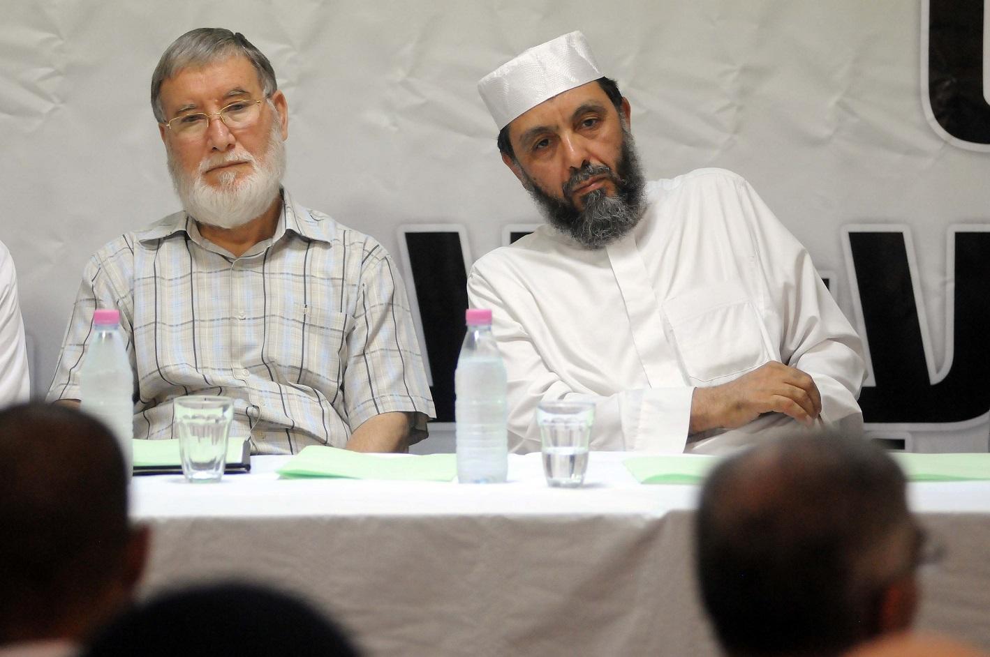 Les islamistes algériens cherchent à se repositionner. New Press