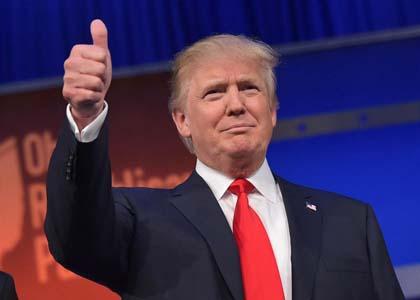 Le président américain, Donald Trump. D. R.